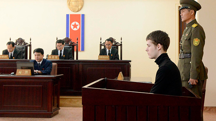 Wanted to be 'second Snowden': N. Korea accuses jailed US citizen of 'spying ambition'
