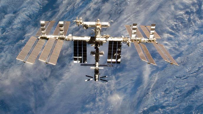 The International Space Station (AFP Photo/NASA)