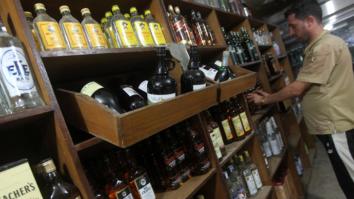 Forced sobriety: ISIS harms Baghdad with alcohol price surge