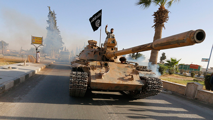 Lavrov tells US to respect Syria's sovereignty while tackling ISIS