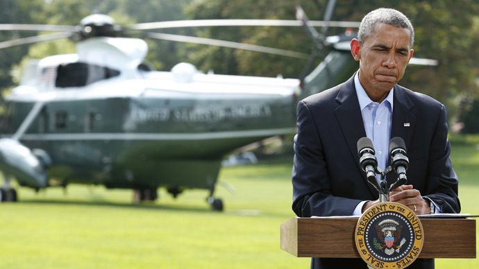 No data on ISIS plots against US – Obama