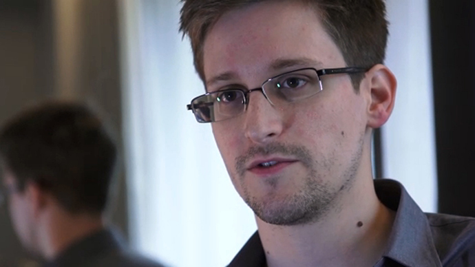 US whistblower and former NSA computer analyst, Edward Snowden. (AFP Photo / The Guardian)