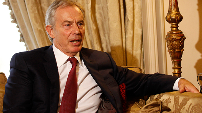 Ground troops to Iraq? Blair 'last person to consult on invading Iraq', say activists