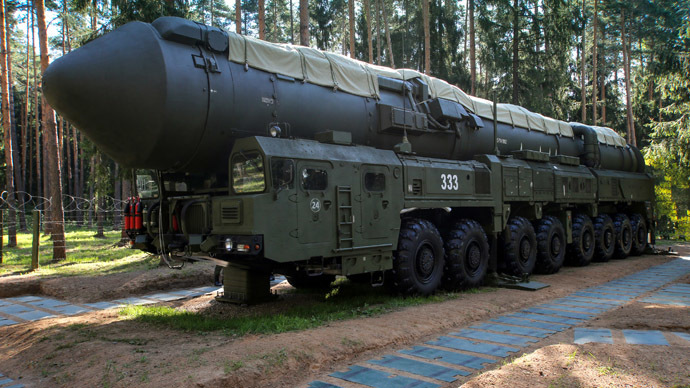 Russia to fully renew nuclear forces by 2020 – official