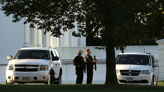 Armed White House intruder identified as decorated Iraq War vet suffering from PTSD