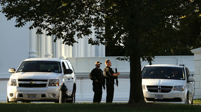 White House gets second barrier, security buffer following fence jumping incidents