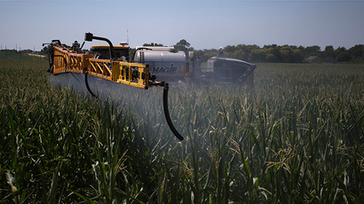 Pesticides blamed for clinical depression in farmers