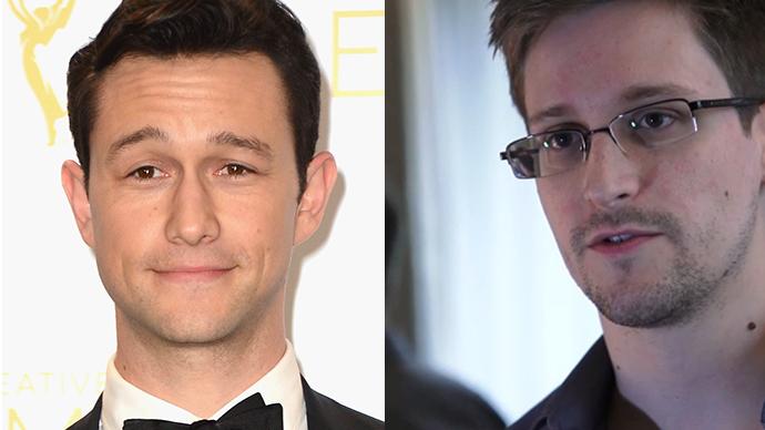 Joseph Gordon-Levitt to play Snowden in Oliver Stone's biopic
