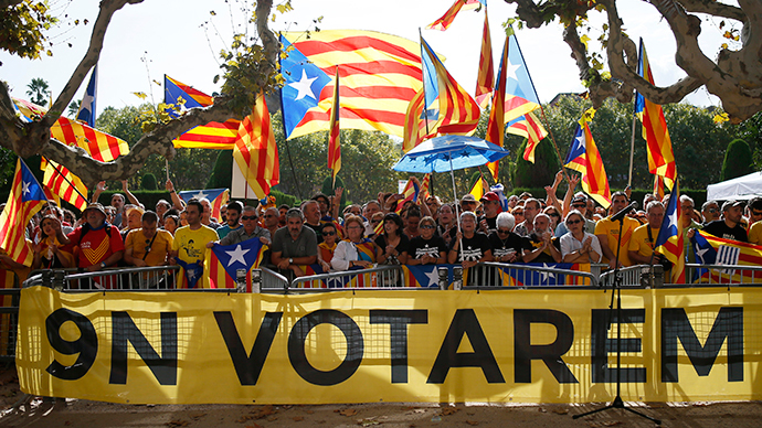 Majority of Catalans want independence from Spain - poll