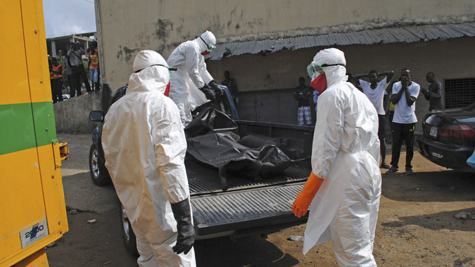 New Ebola strategy: Liberia to move patients out of homes into 'care centers'