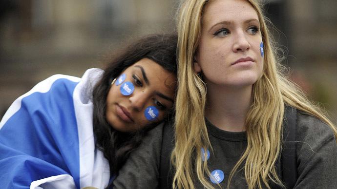 Thousands demand vote recount in Scottish #indyref