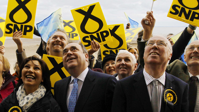 Labour could be wiped out in Scotland as SNP support surges – polls