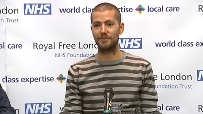 British Ebola survivor to donate blood plasma in search for cure