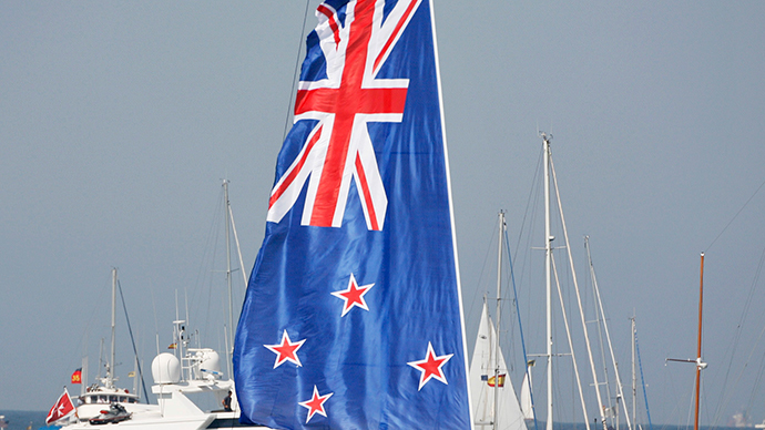 Time for change? New Zealand PM wants to cut Britain's Union Jack out of national flag