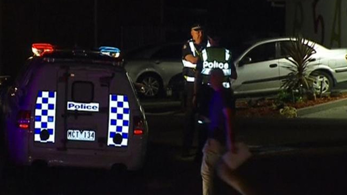 Australian 'terror suspect' shot dead after stabbing 2 police officers