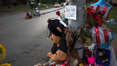 'Don't apologize, resign!' Family of killed teen wants justice amid renewed Ferguson unrest