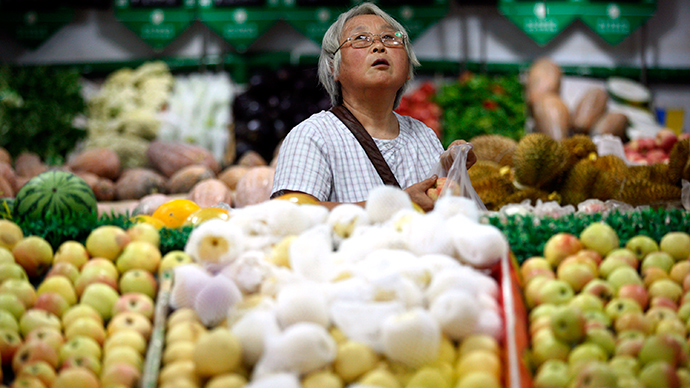 China ready to ramp up fruit & veg exports to Russia – official