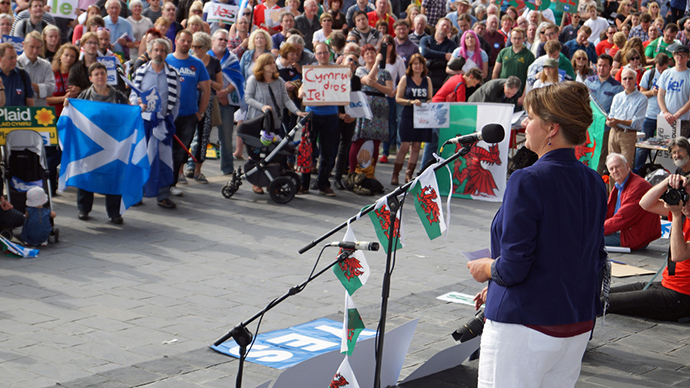 'Westminster isn't working for Wales': Welsh join Scots in call for more powers