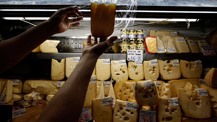 Brazil begins dairy exports to Russia