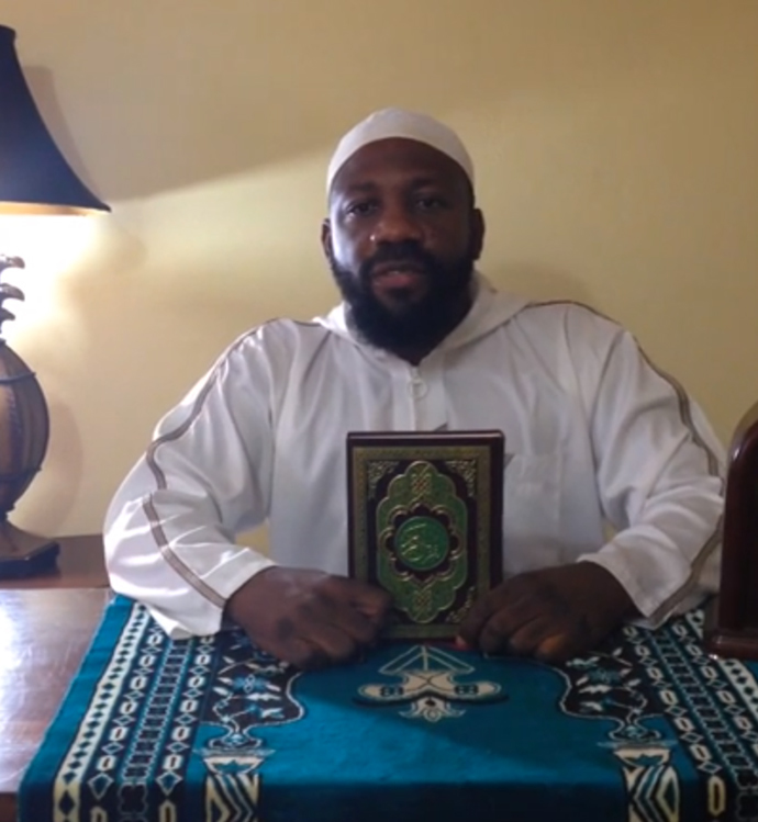 Sheikh Abdullah el-Faisal (Sreenshot from youtube.com)