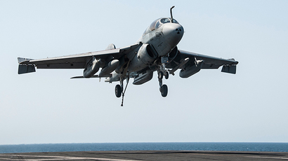 US airstrikes over Syria targeted French intel officer who joined Al-Qaeda - report