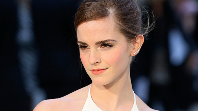 Trolling the trolls? Emma Watson nude leaks a 'hoax'....by 'fake' marketing website calling for web censorship