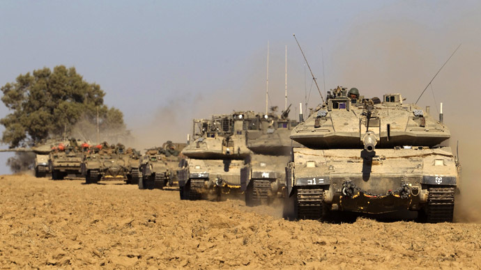 Israel gives military 10% spending boost, covers Gaza campaign costs