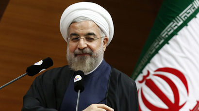 Iran's Rouhani blames 'certain intelligence agencies' for rise of global extremism