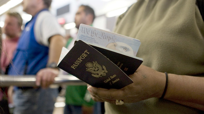 Overseas Americans continue to give up citizenship as banks refuse to deal with US tax returns