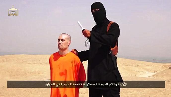 James Wright Foley (Screenshot from youtube.com)