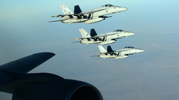 14 militants, at least 5 civilians killed in latest US-led strikes on ISIS in Syria - monitor