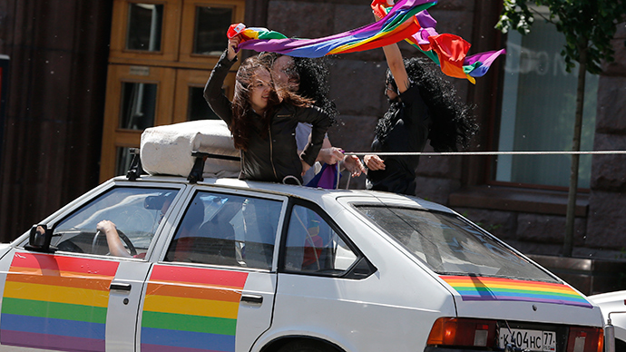 Constitutional Court backs ban on 'gay propaganda to minors'