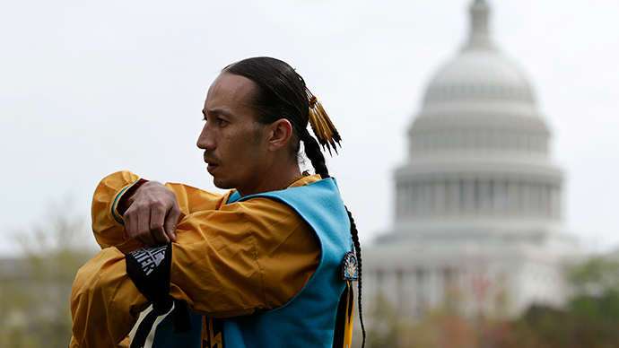 US to pay largest Native American nation $554 mn in landmark settlement