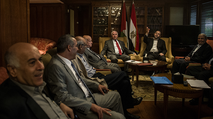 ​Hamas and Fatah agree unity govt control of Gaza