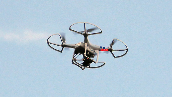 Drones, Camera, Action! FAA approves unmanned aircraft usage in movie and TV production