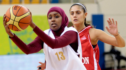Qatari women's basketball team quits Asian Games over hijab row