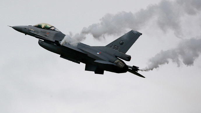F-16M Fighting Falcon.(Reuters / Stefan Wermuth)