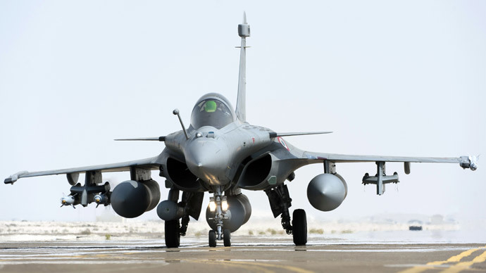 Rafale fighter jet.(AFP Photo / ECPAD)