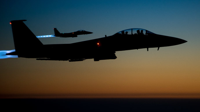 ​Raptors, reapers & rockets: What US & Co use against ISIS