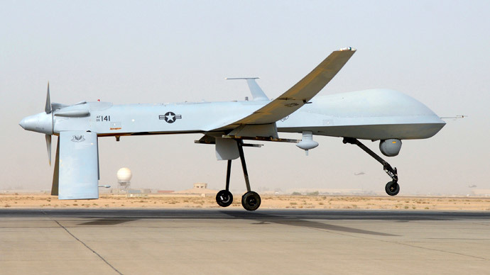 Predator.(Reuters / Airman Julianne Showalter)