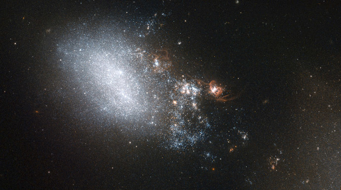 Reuters/ESA/Hubble & NASA