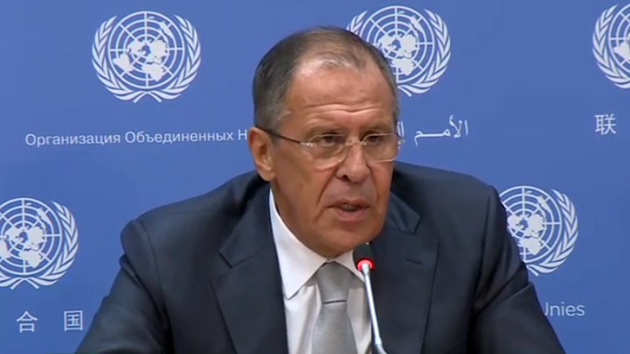 Ukraine turmoil result of European-wide security crisis - Lavrov