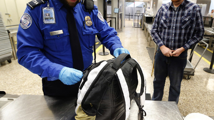 Five airline workers charged with smuggling cash past TSA