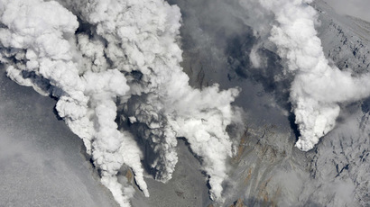 Over 30 people feared dead near Japanese volcano after eruption