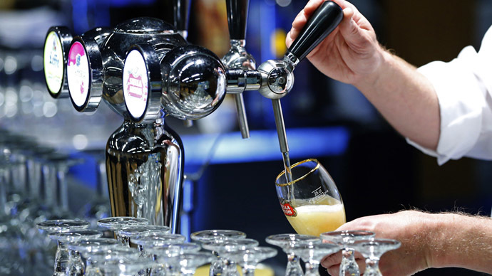 On tap: Beer pipeline to be built under Belgium's historic Bruges