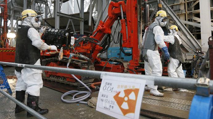 'Paris-sized' landslide may have sparked 2011 Japan tsunami