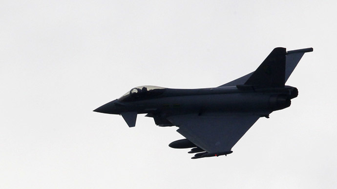 British jets deployed on 1st Iraq anti-ISIS mission