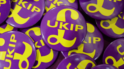 Reckless or feckless? UKIP candidate seeks immigration control lessons from… Gaddafi