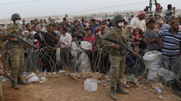 Trojan horse: ISIS militants come to Europe disguised as refugees, US intel sources claim