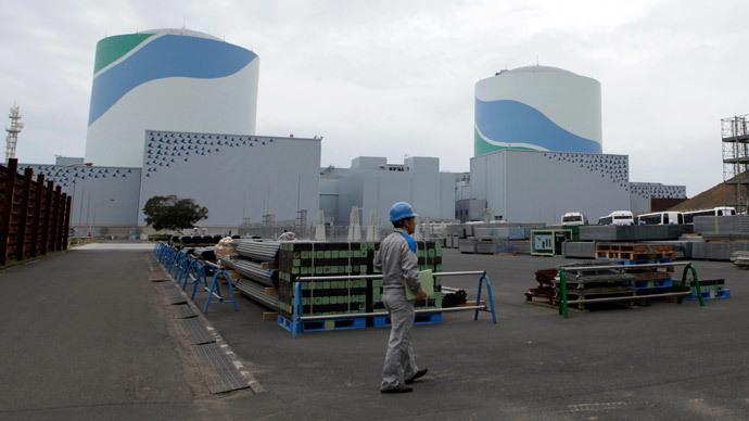 Sendai nuclear power plant in Satsumasendai, Kagoshima prefecture.(Reuters / Mari Saito)